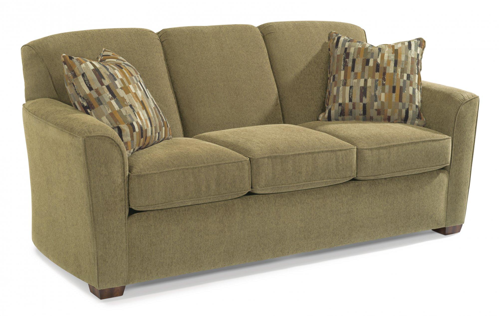 Flexsteel Lakewood  Fabric Queen Sleeper