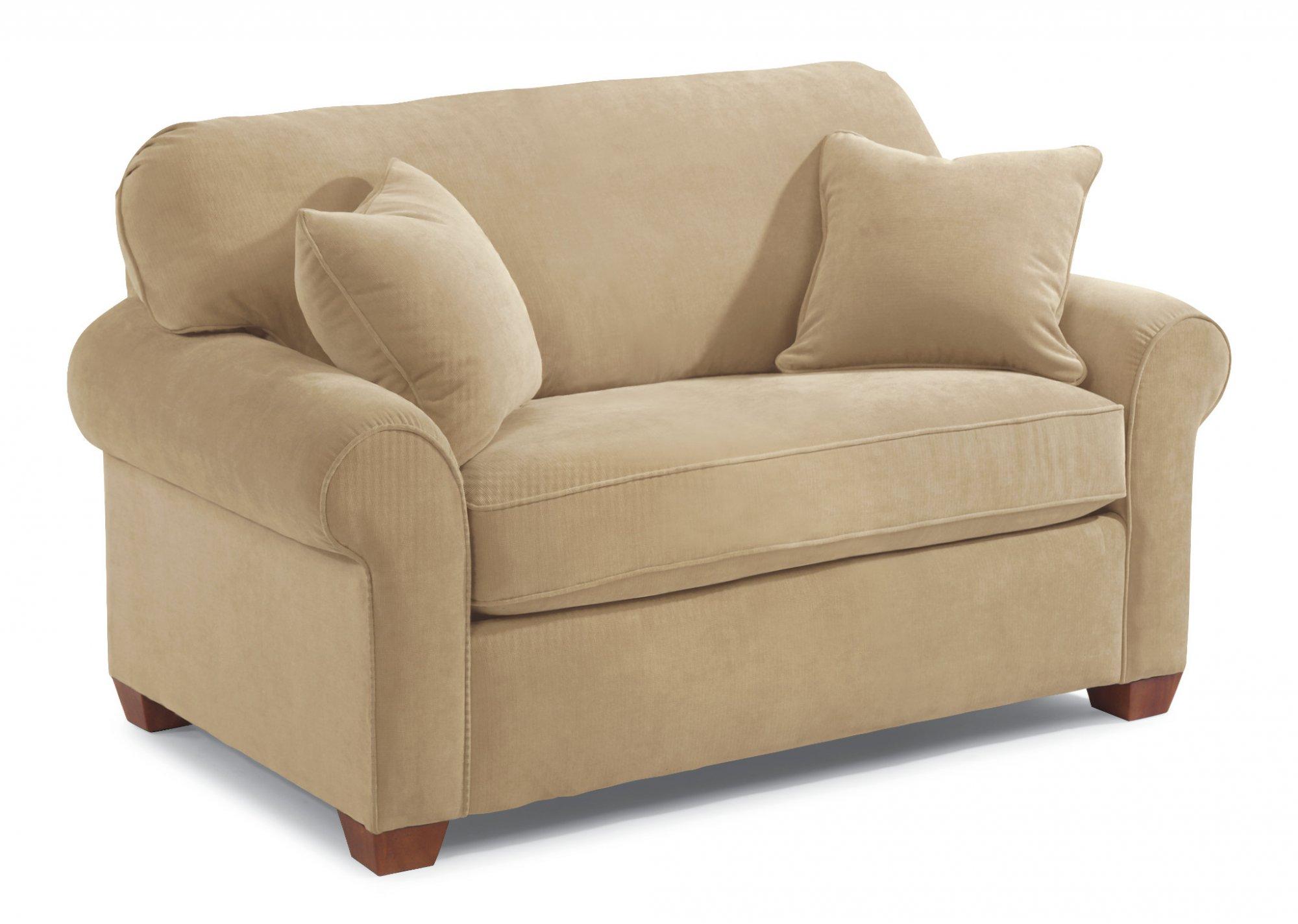 Flexsteel Thornton  Fabric Twin Sleeper