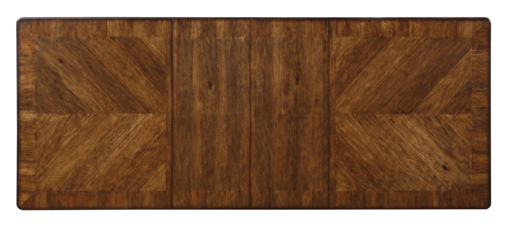 Model: W1147-831 | Flexsteel Plymouth  Rectangular Dining Table