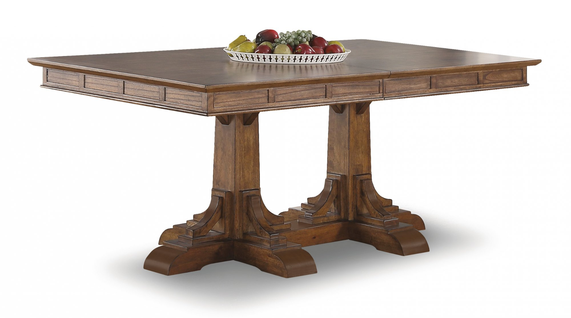 Flexsteel Sonora  Rectangular Pedestal Dining Table