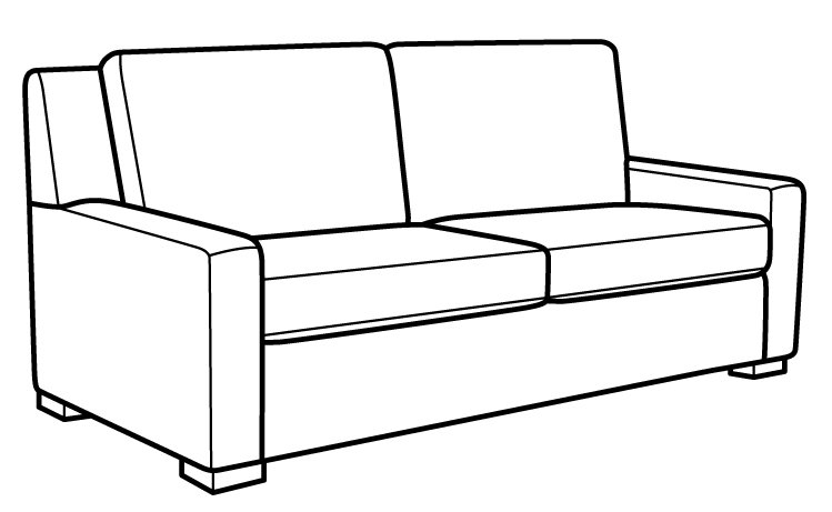 Bassert  Queen Sleeper Sofa