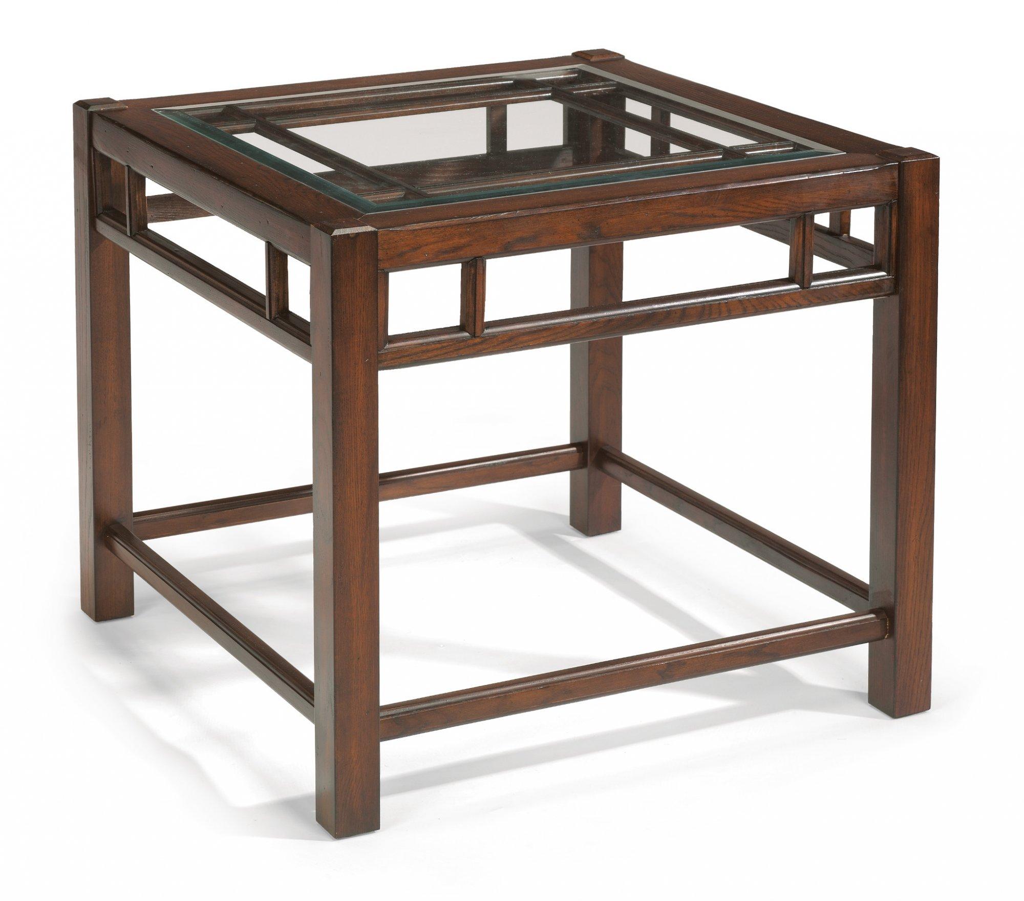 Flexsteel Paragon  Square End Table