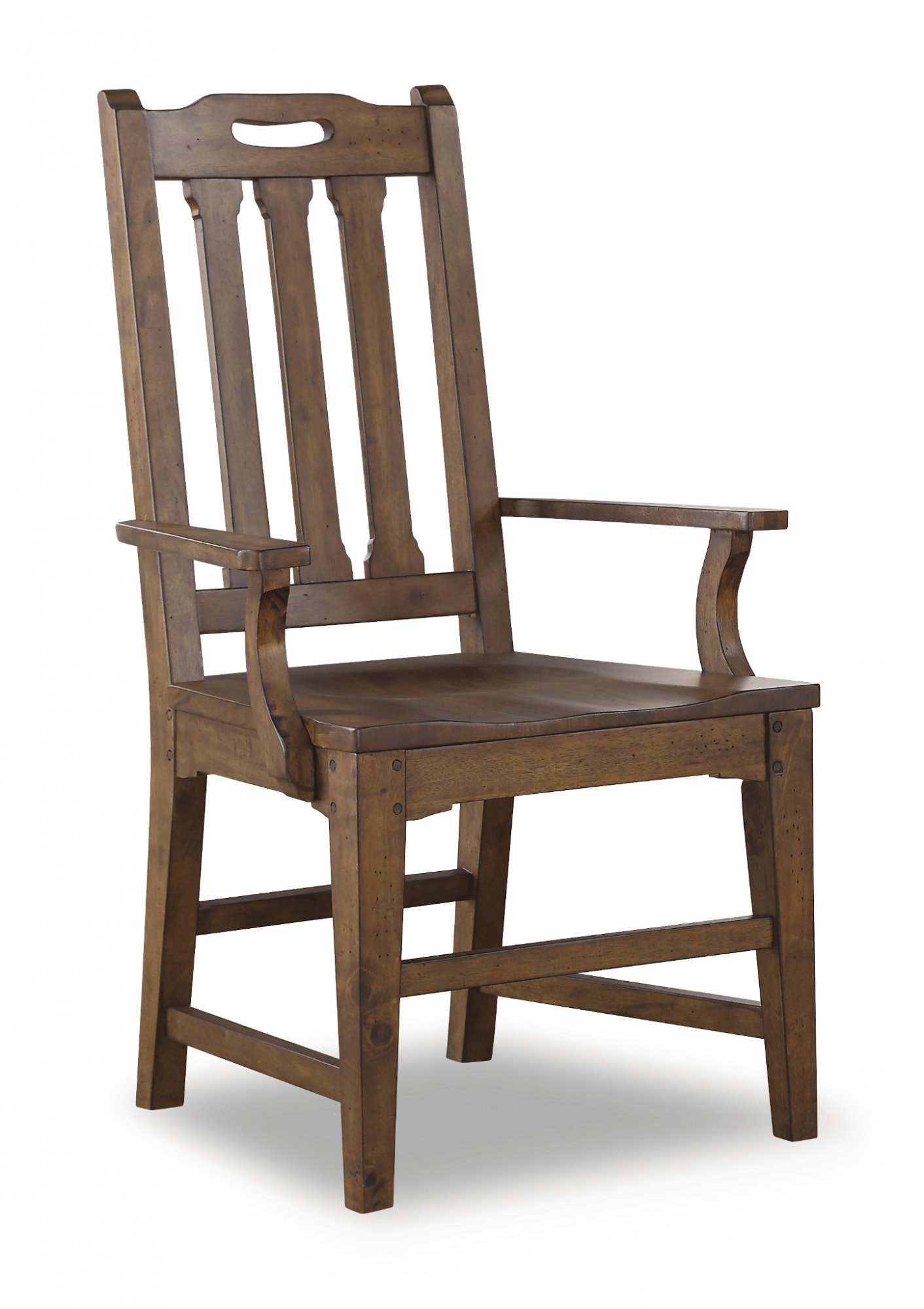 Flexsteel Sonora  Arm Dining Chair