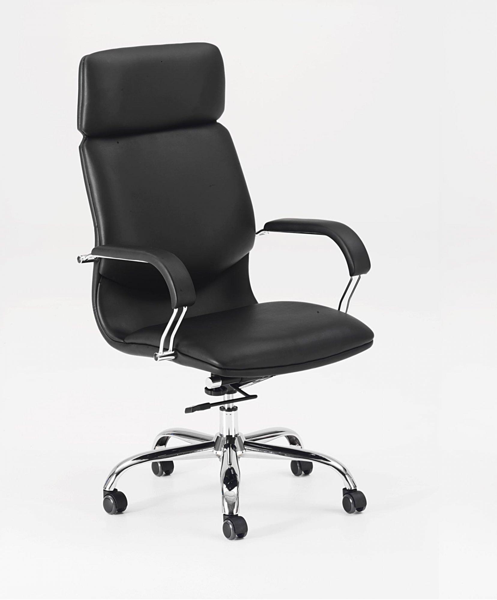 Flexsteel Lotus  High Back Desk Chair