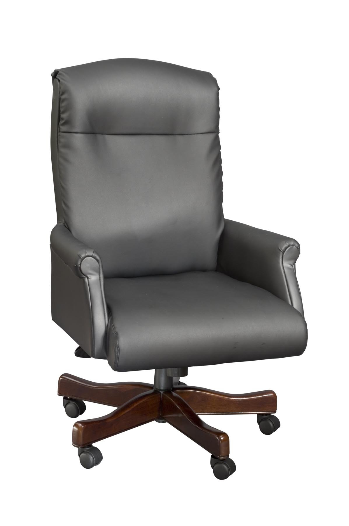Governors  Roll Arm Executive Desk Chair