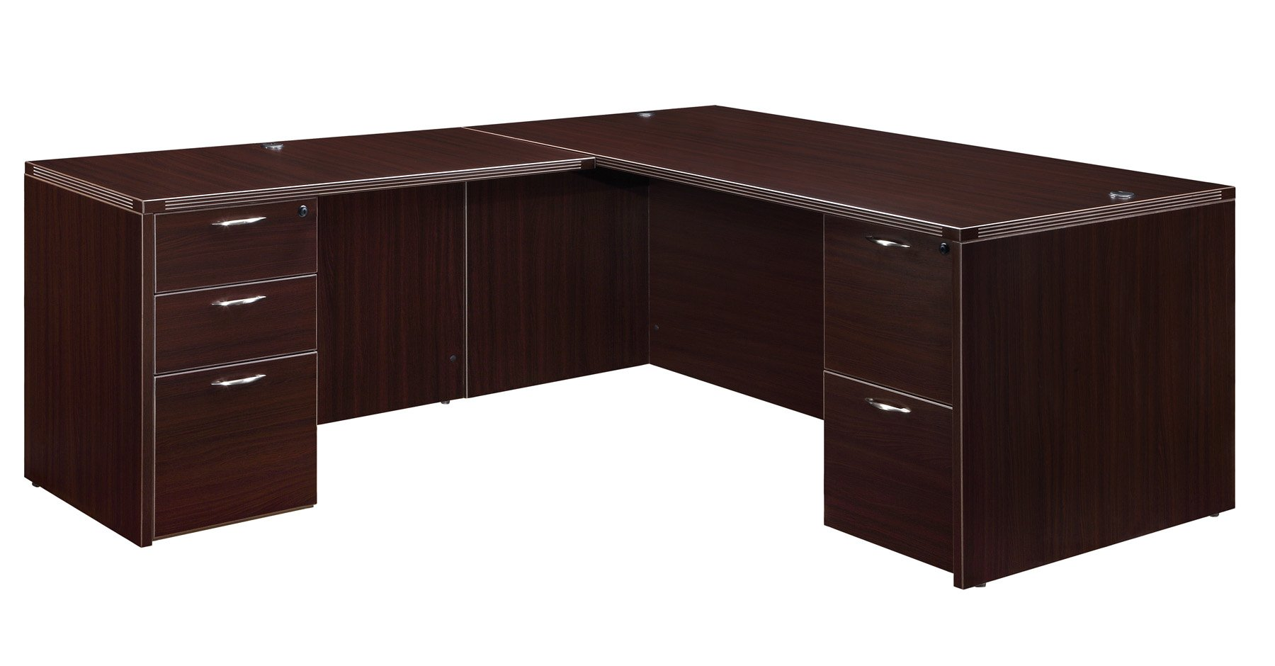 Flexsteel Fairplex  Right/Left Executive L Desk