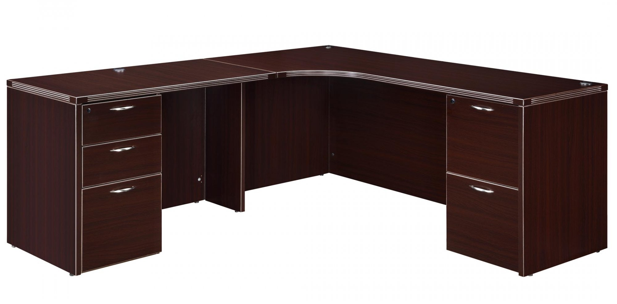 Flexsteel Fairplex  Left Corner L Desk