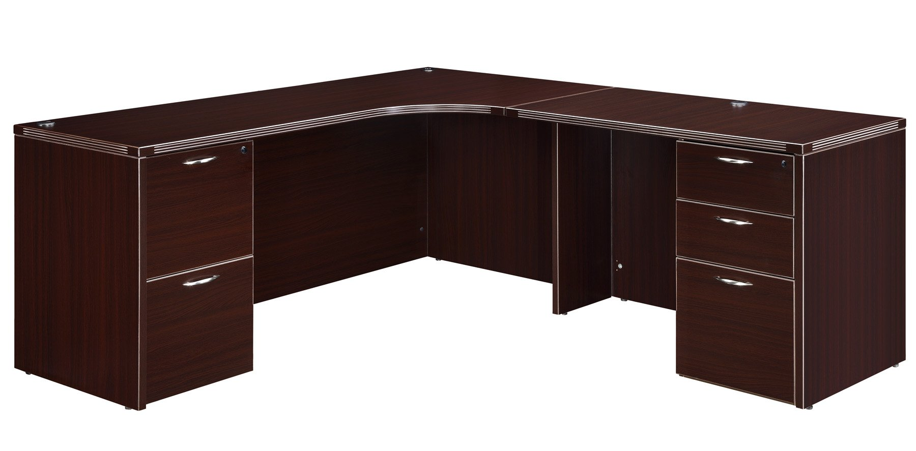 Flexsteel Fairplex  Right Corner L Desk