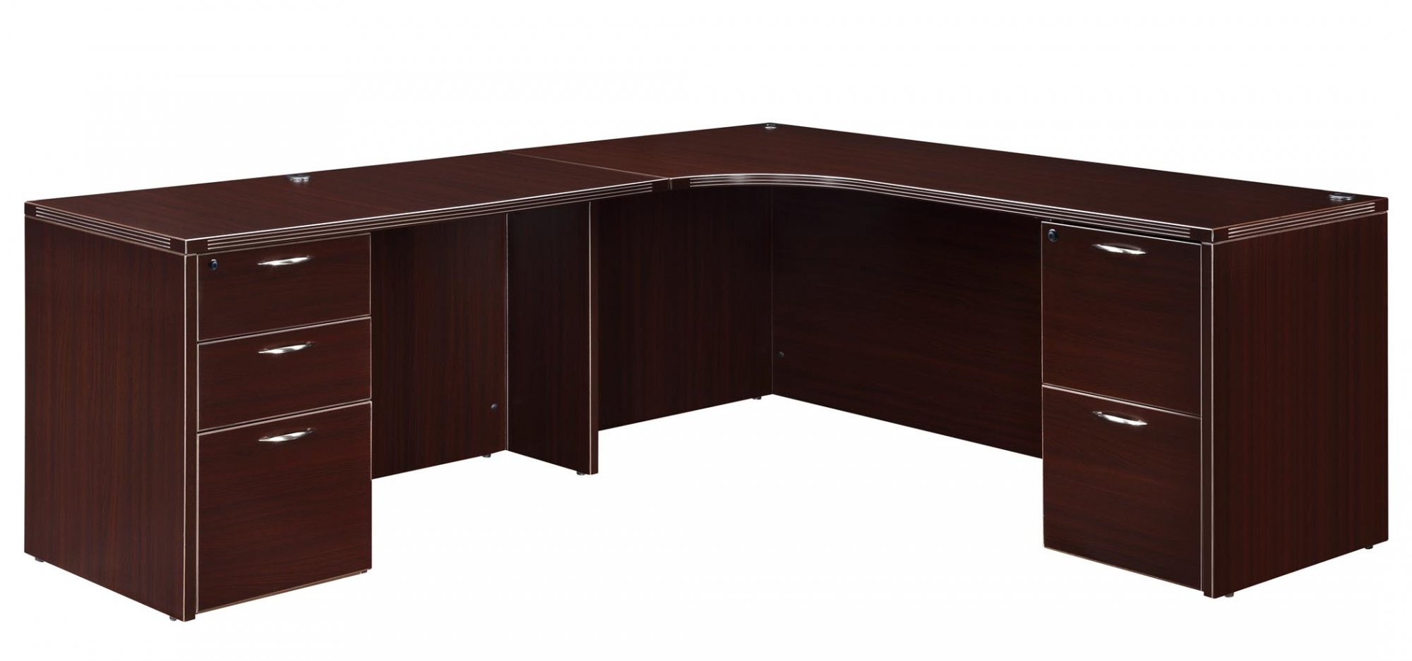 Flexsteel Fairplex  Left Executive Corner L Desk