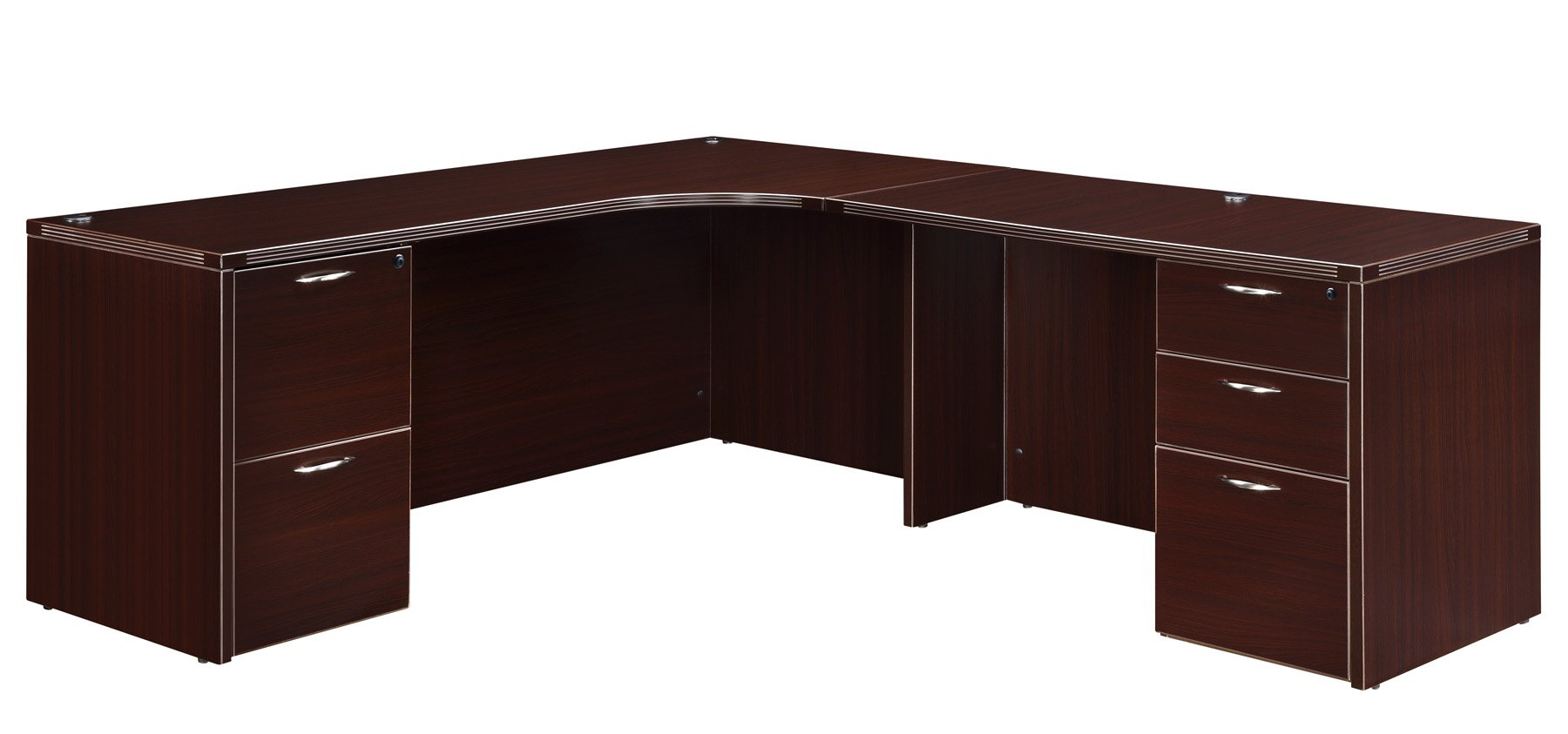 Flexsteel Fairplex  Right Executive Corner L Desk