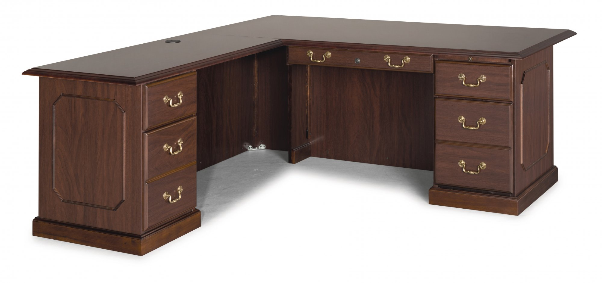 Governors  Left Executive L Desk