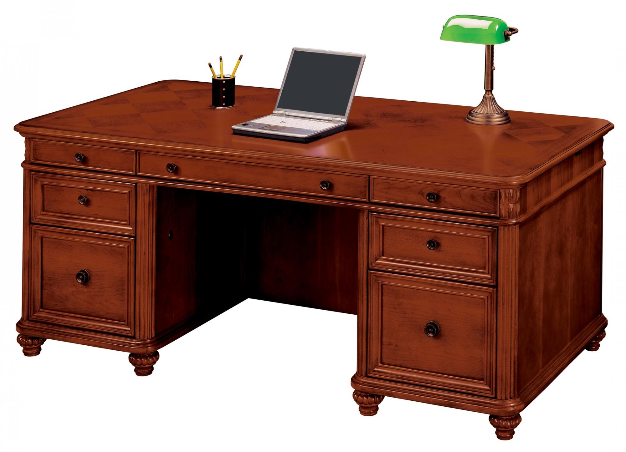 Antigua  Executive Desk