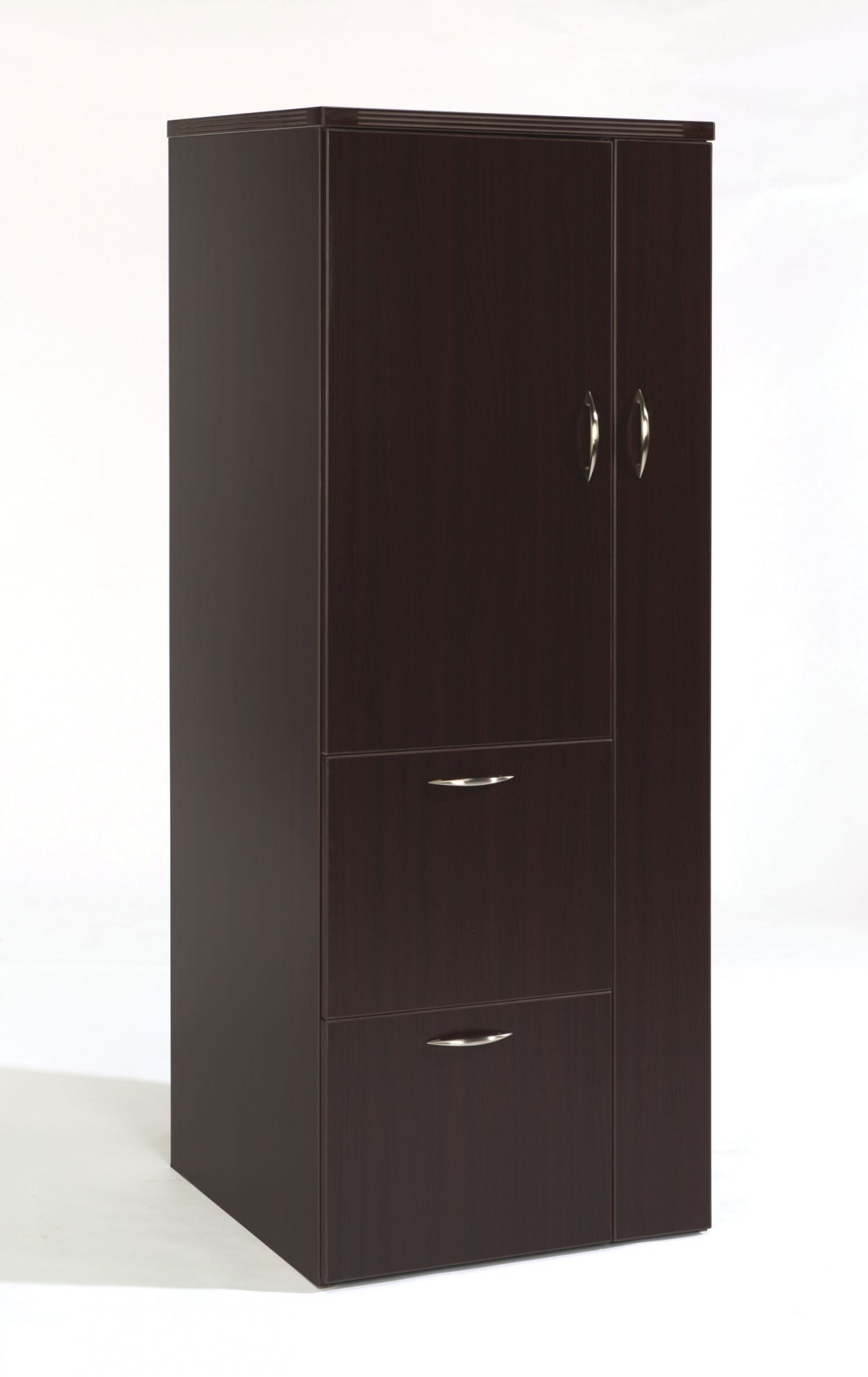Flexsteel Fairplex  Storage Wardrobe Cabinet
