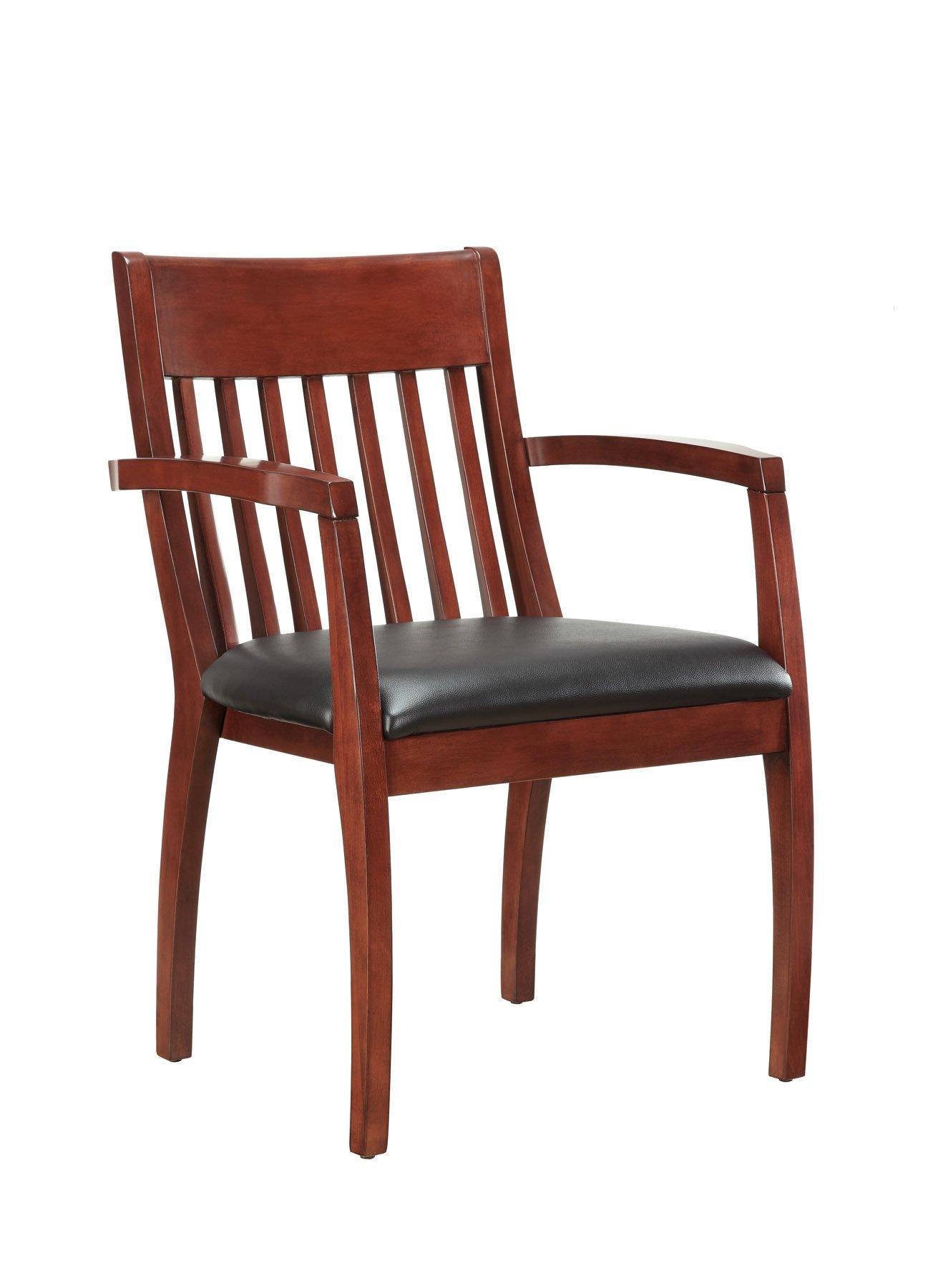 Flexsteel Bentley  Slat Back Guest Chair