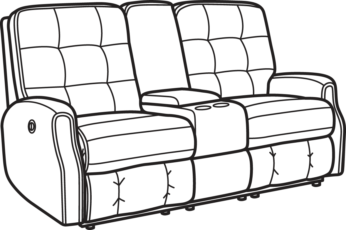 Wondrous Flexsteel 2882 601M Devon Fabric Power Reclining Gamerscity Chair Design For Home Gamerscityorg