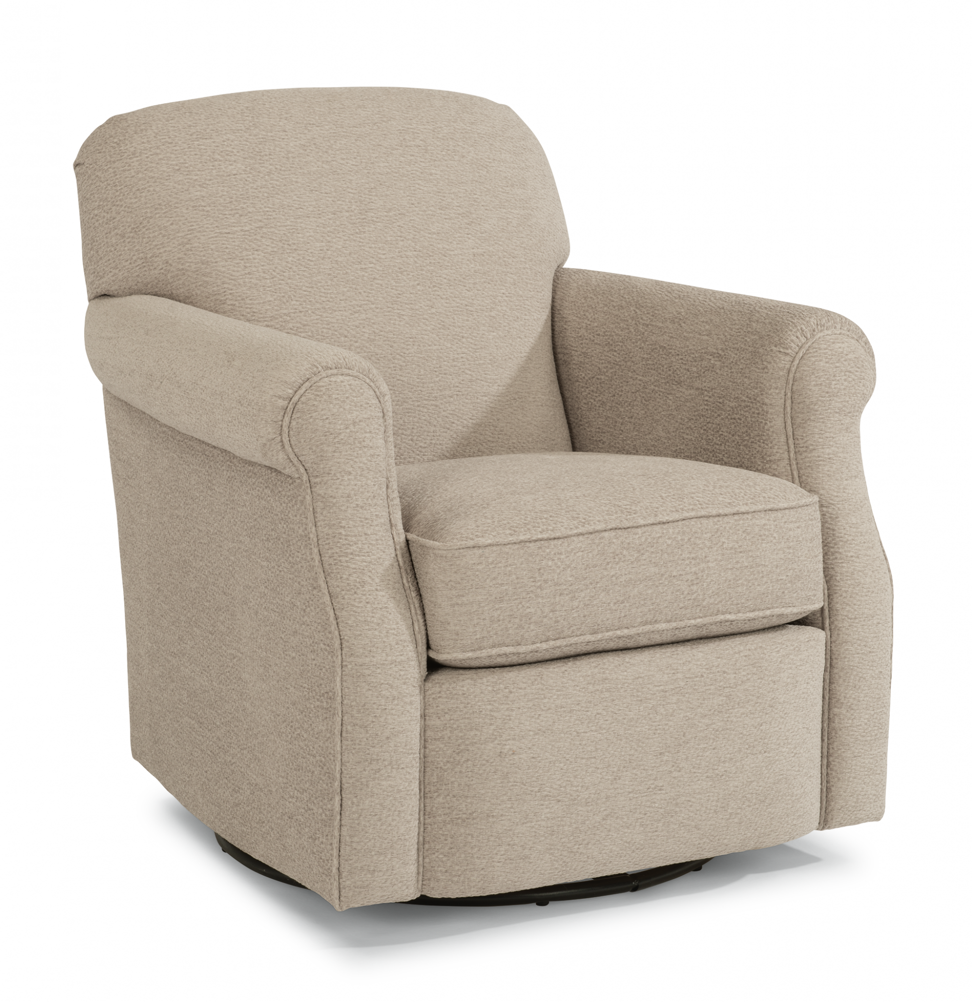 Flexsteel Mabel  Fabric Swivel Chair