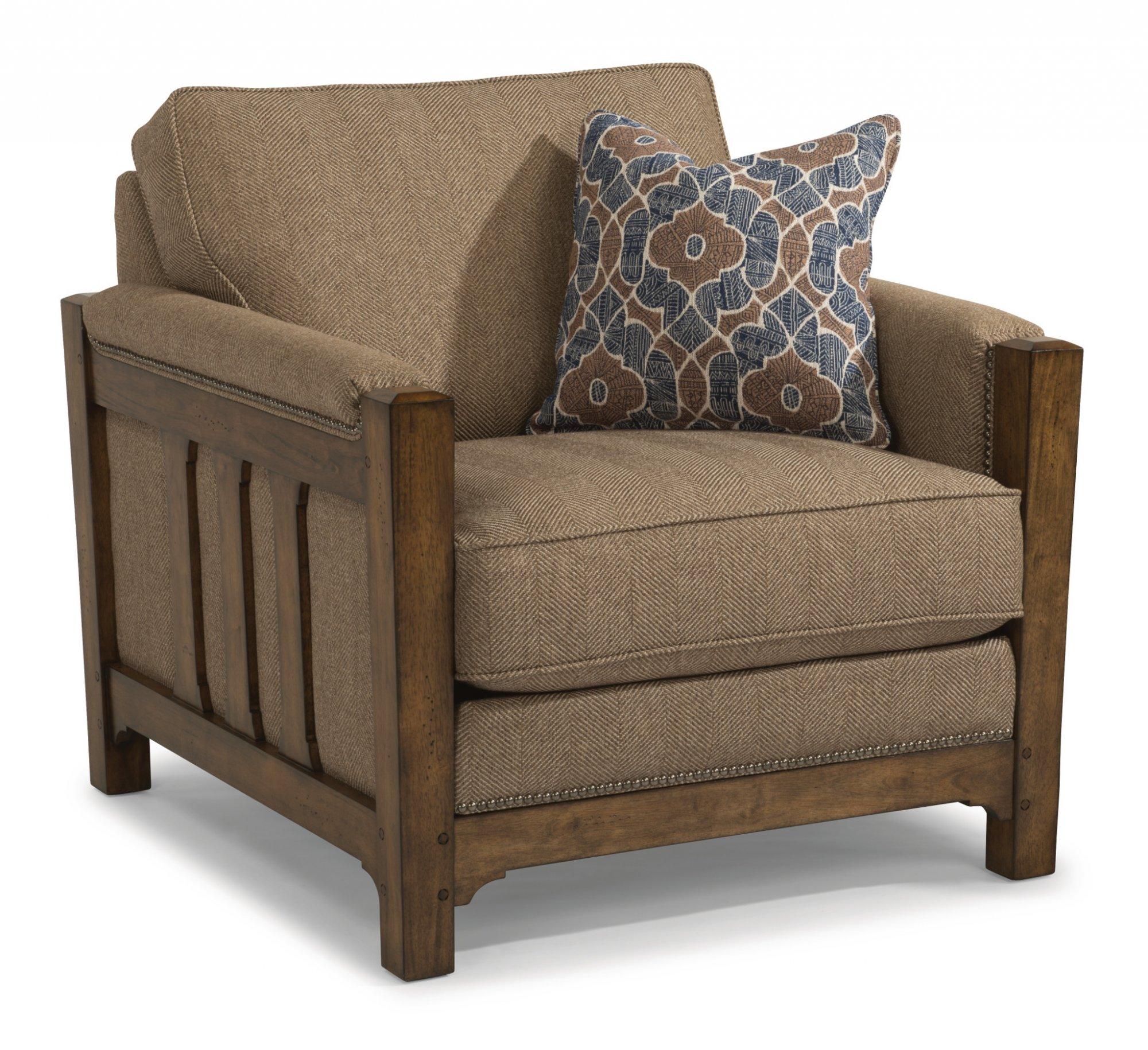 Flexsteel Sonora  Fabric Chair