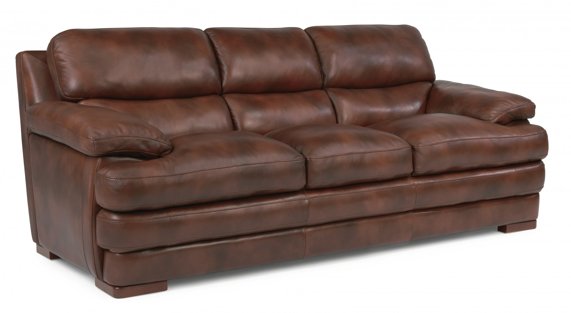 Superb Flexsteel 1127 60 Dylan Leather Reclining Loveseat Squirreltailoven Fun Painted Chair Ideas Images Squirreltailovenorg