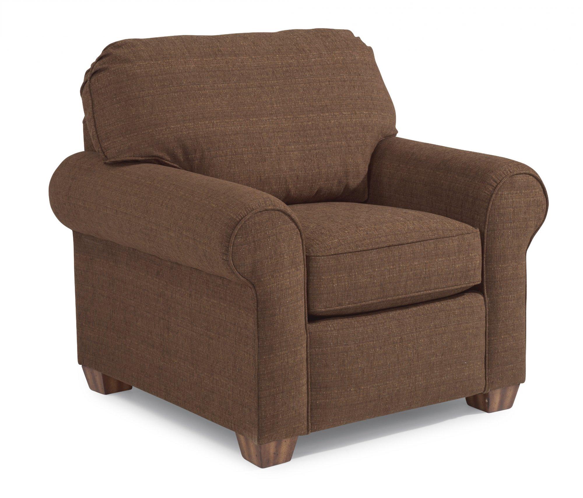Enjoyable Flexsteel 5535 10 Thornton Fabric Chair Highway Creativecarmelina Interior Chair Design Creativecarmelinacom
