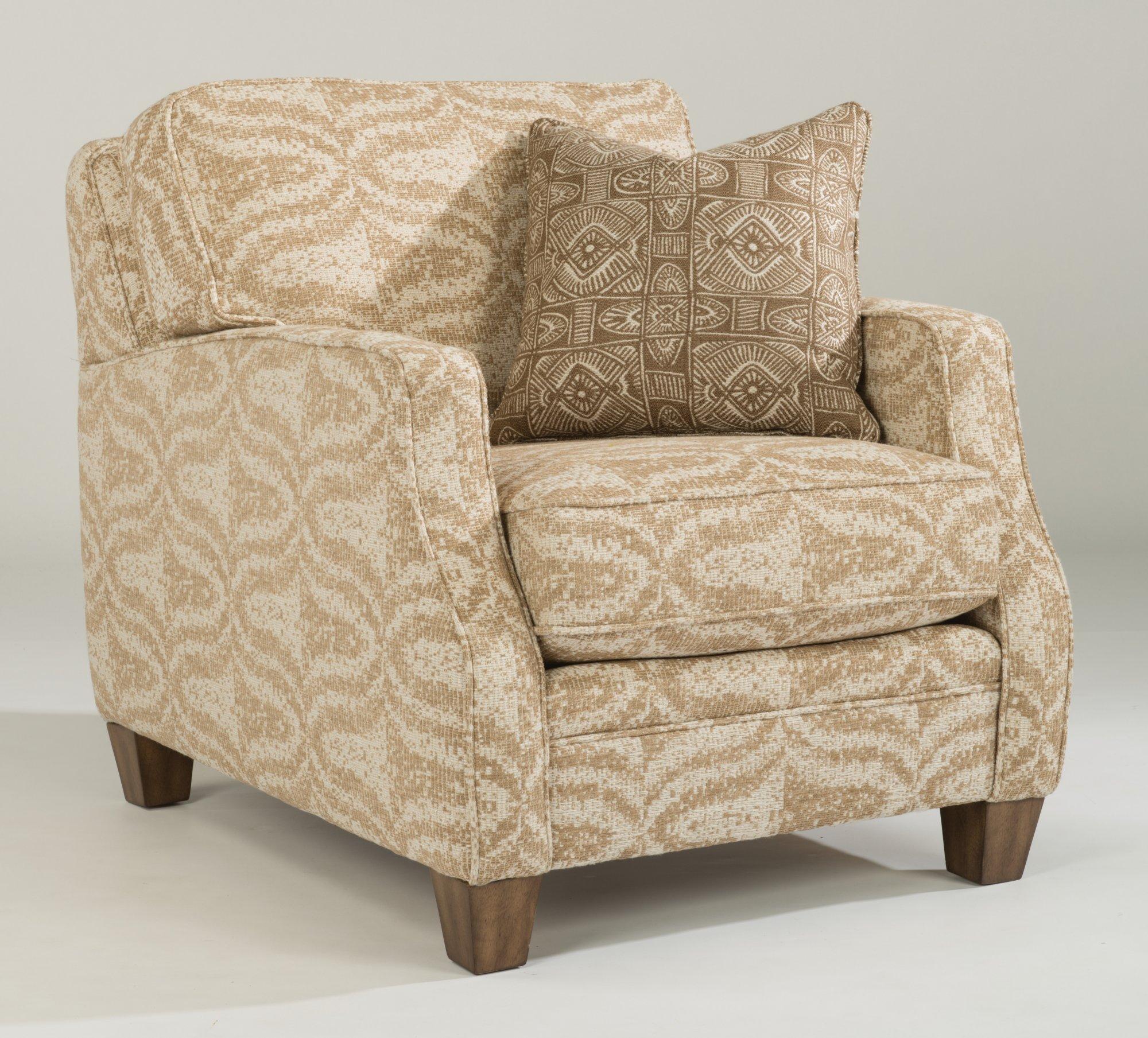 Flexsteel Lennox  Fabric Chair