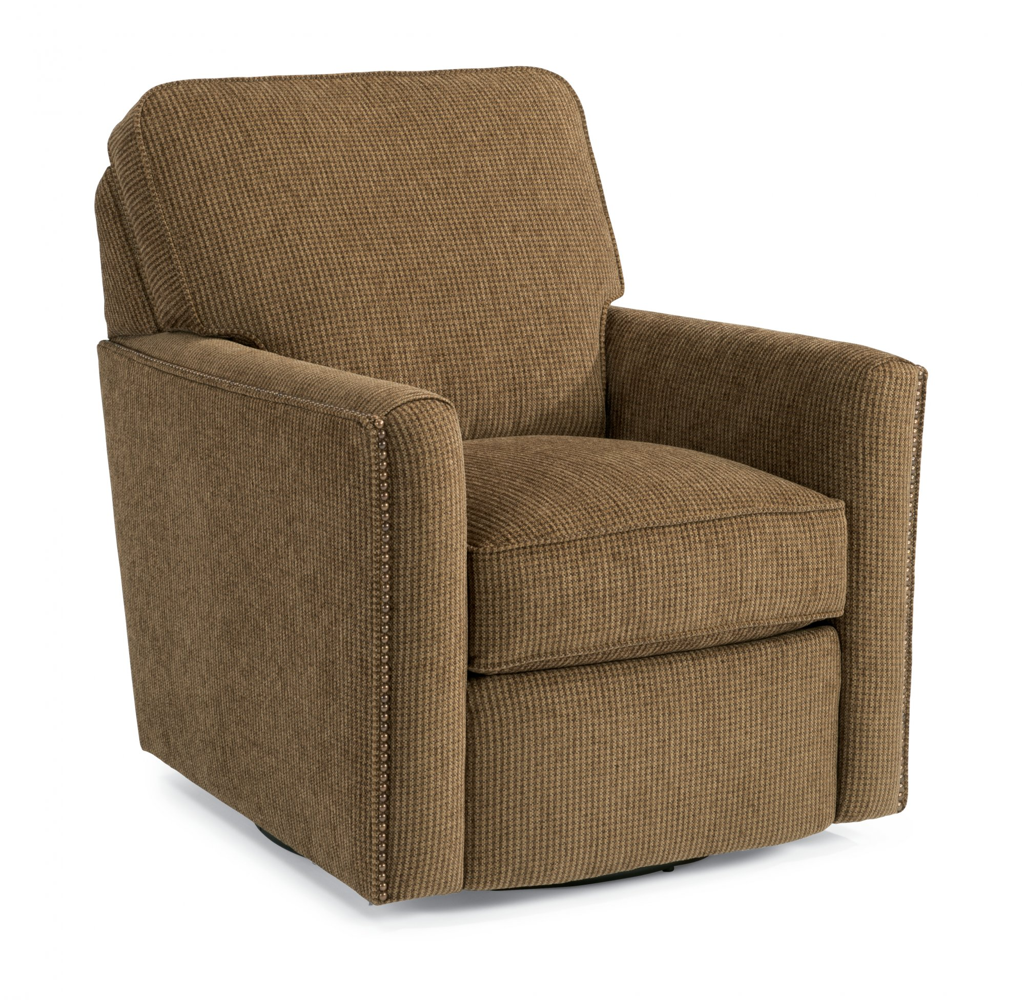 Flexsteel Chamberlain  Fabric Swivel Chair