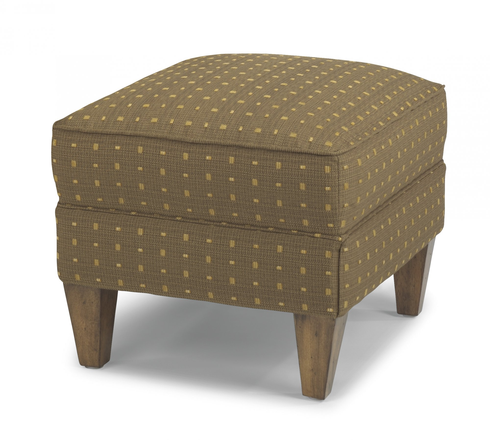 Flexsteel Dancer  Fabric Ottoman