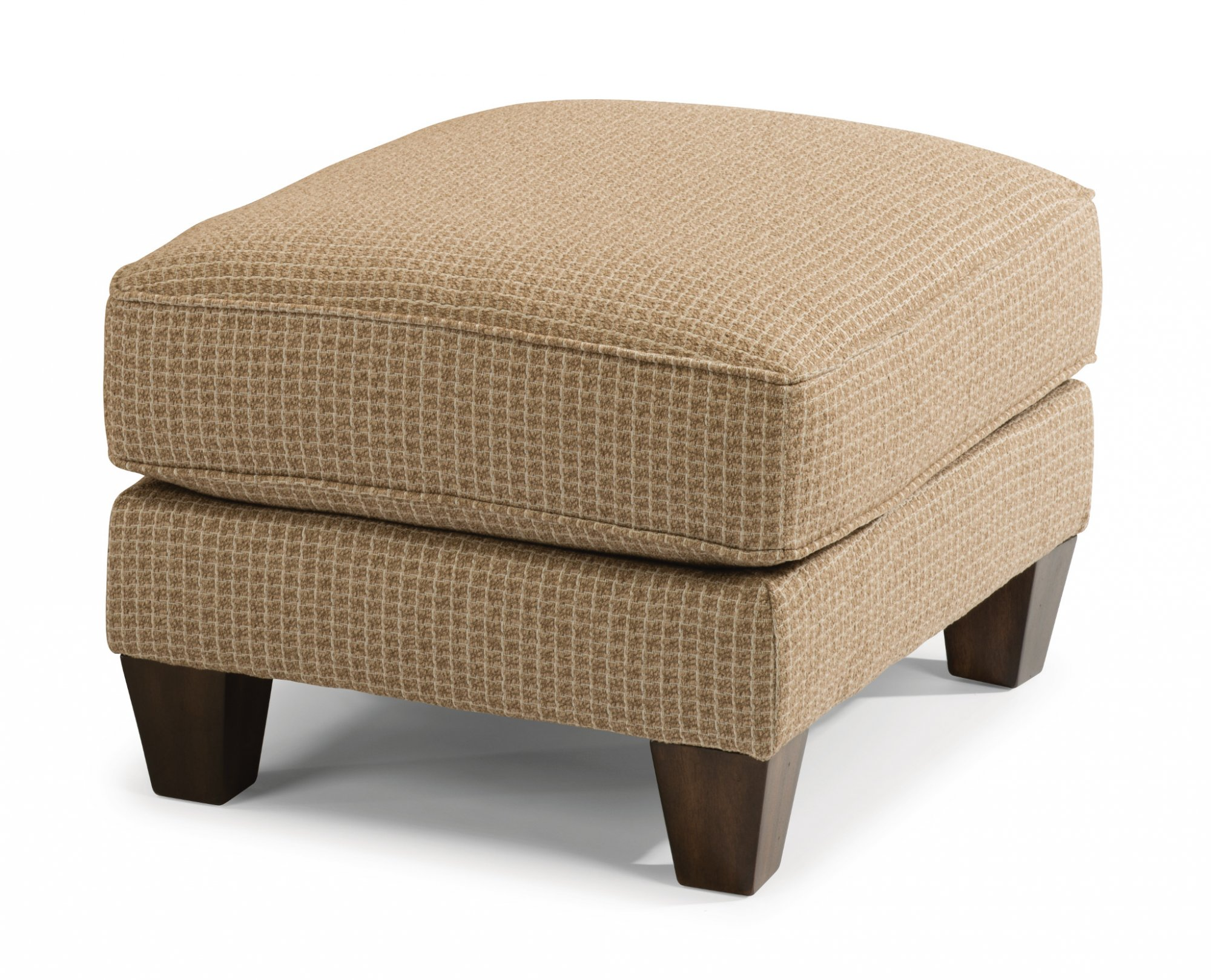 Flexsteel Perth  Fabric Ottoman