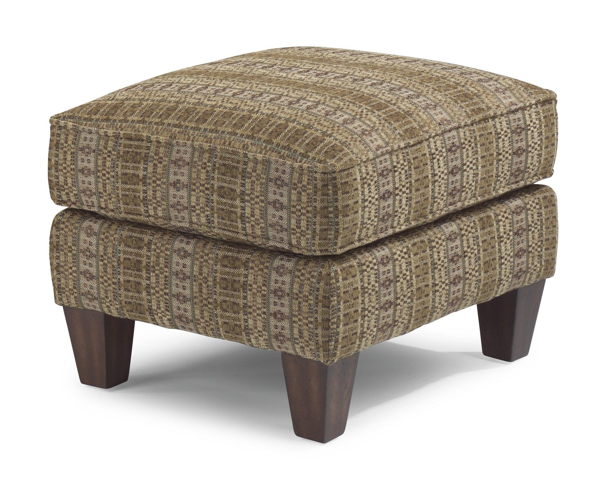 Flexsteel Stafford  Fabric Ottoman