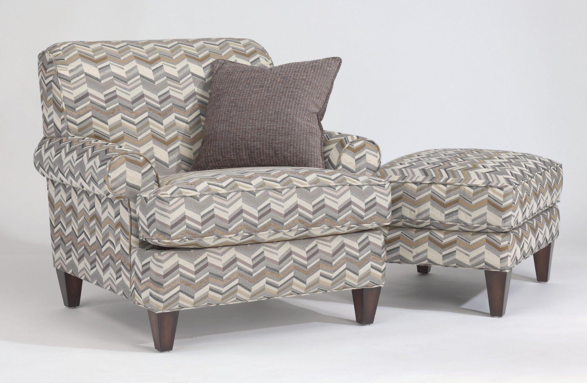 Flexsteel Venture  Fabric Chair