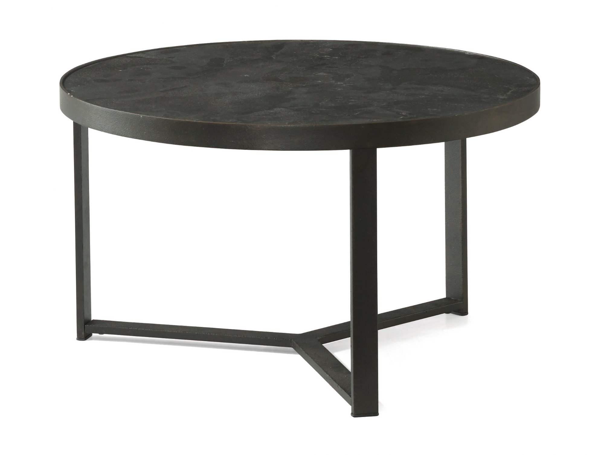 Flexsteel Carmen  Small Round Bunching Coffee Table