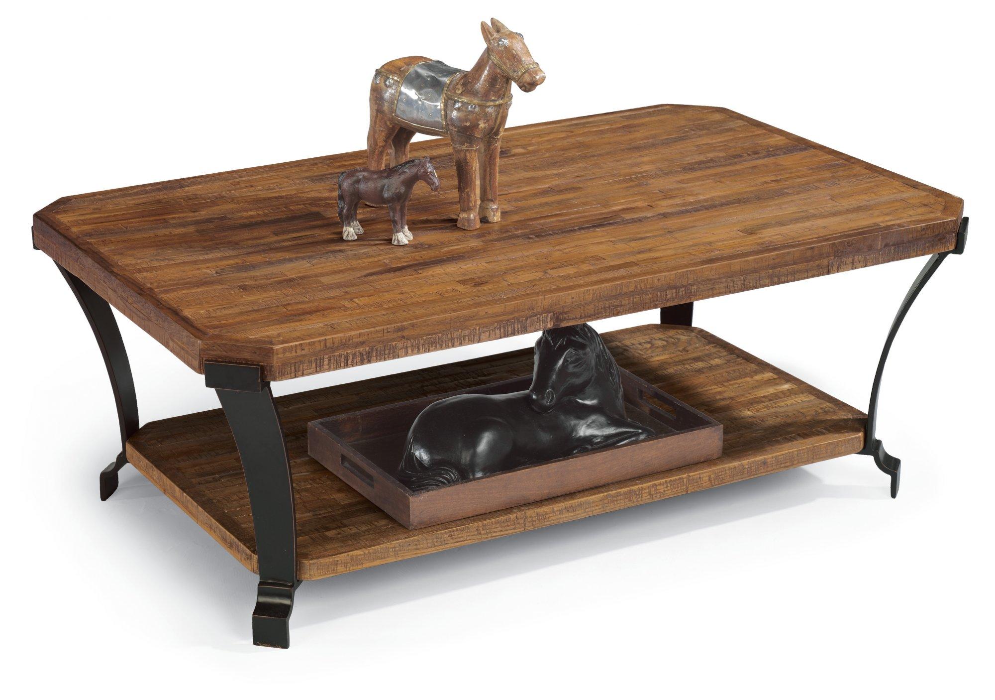 Flexsteel Kenwood  Rectangular Coffee Table