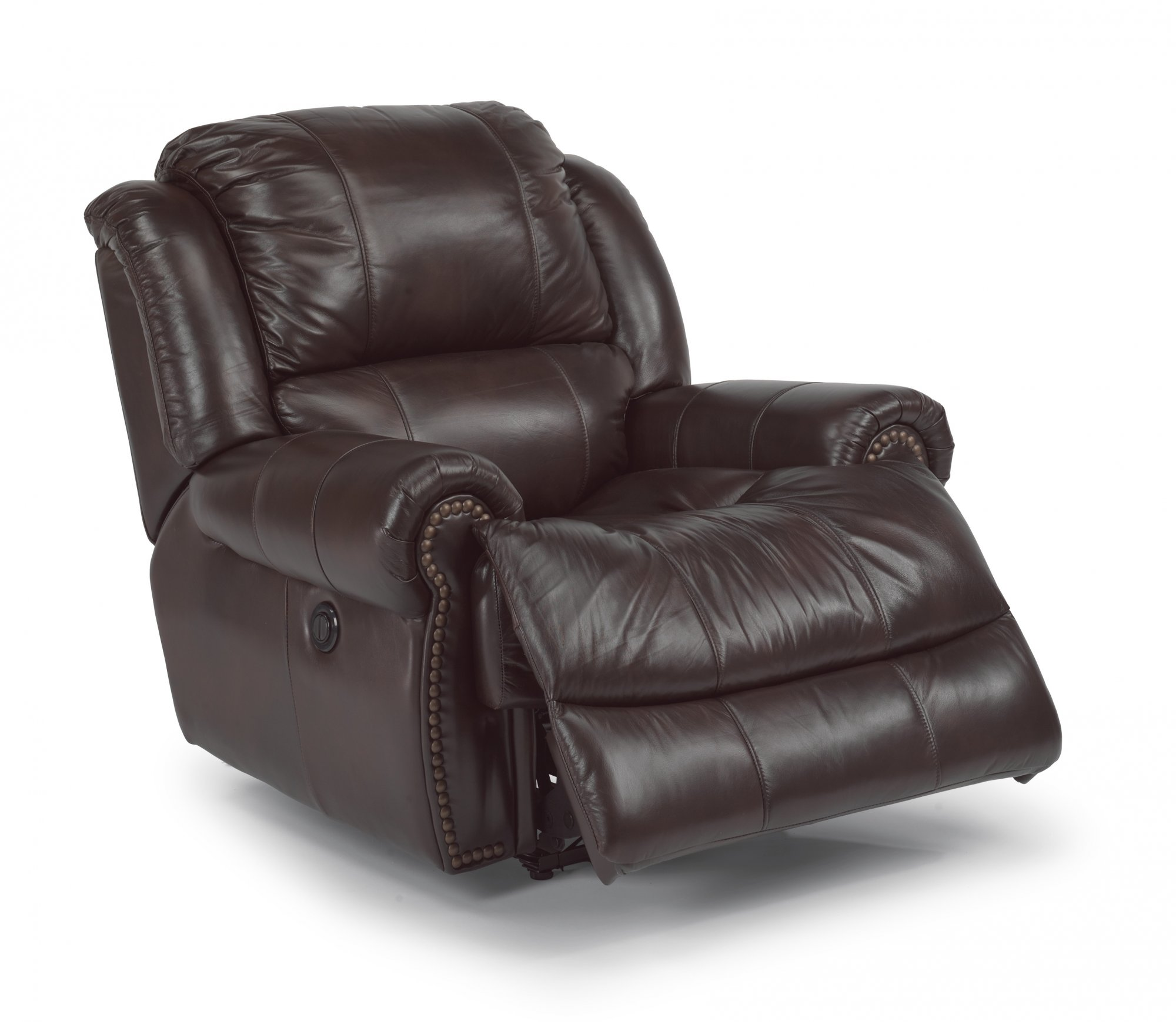 Prime Flexsteel 1311 50P Capitol Leather Power Recliner Caraccident5 Cool Chair Designs And Ideas Caraccident5Info