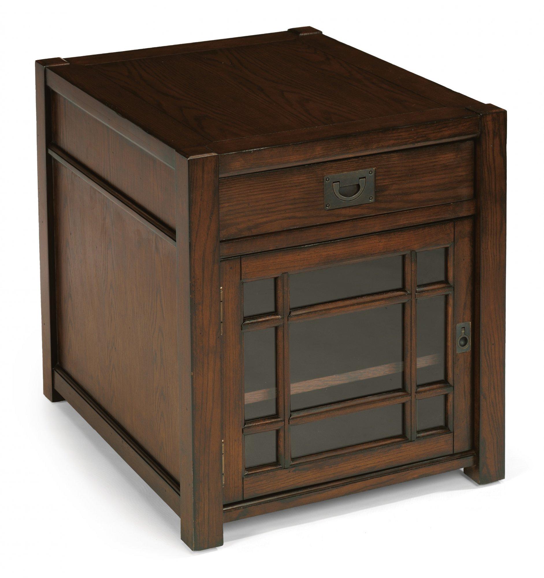 Flexsteel Sonoma  End Cabinet