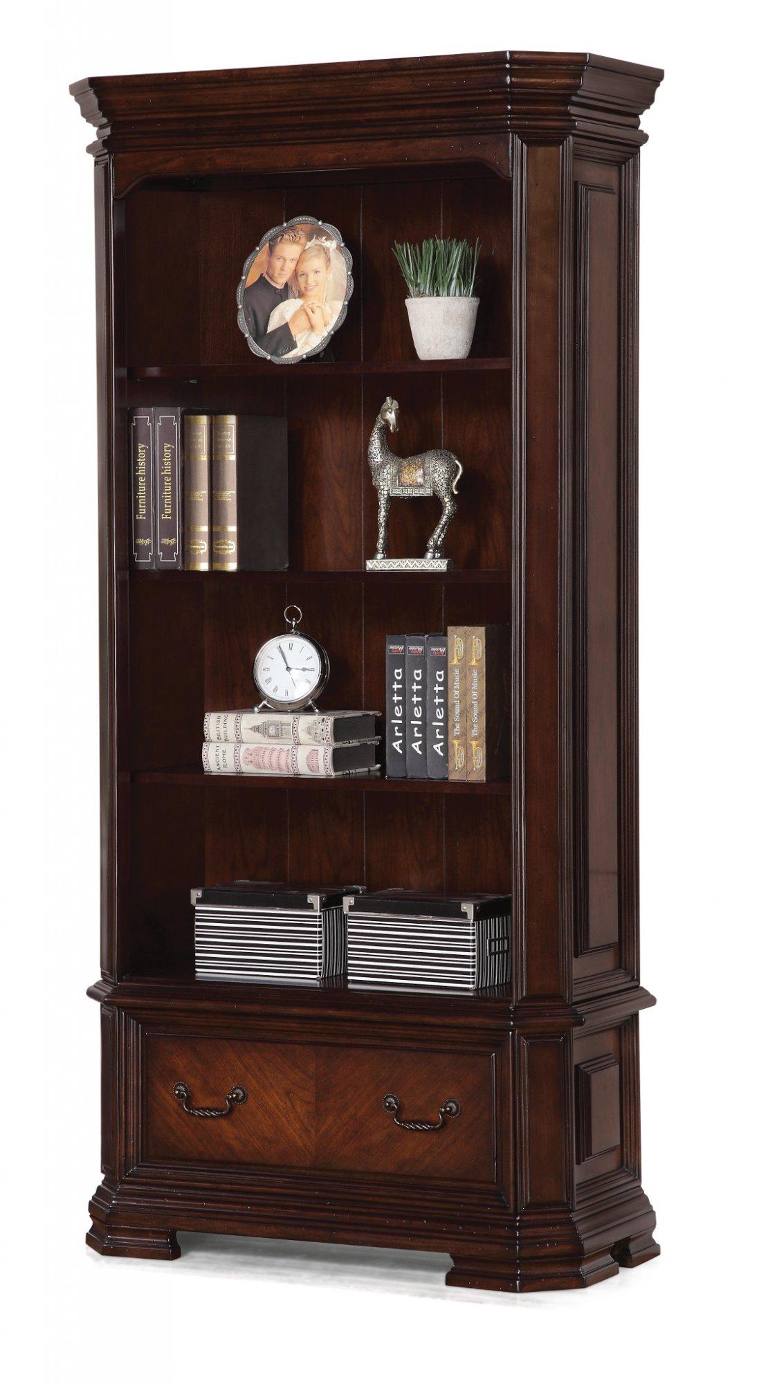 Flexsteel Westchester  File Bookcase