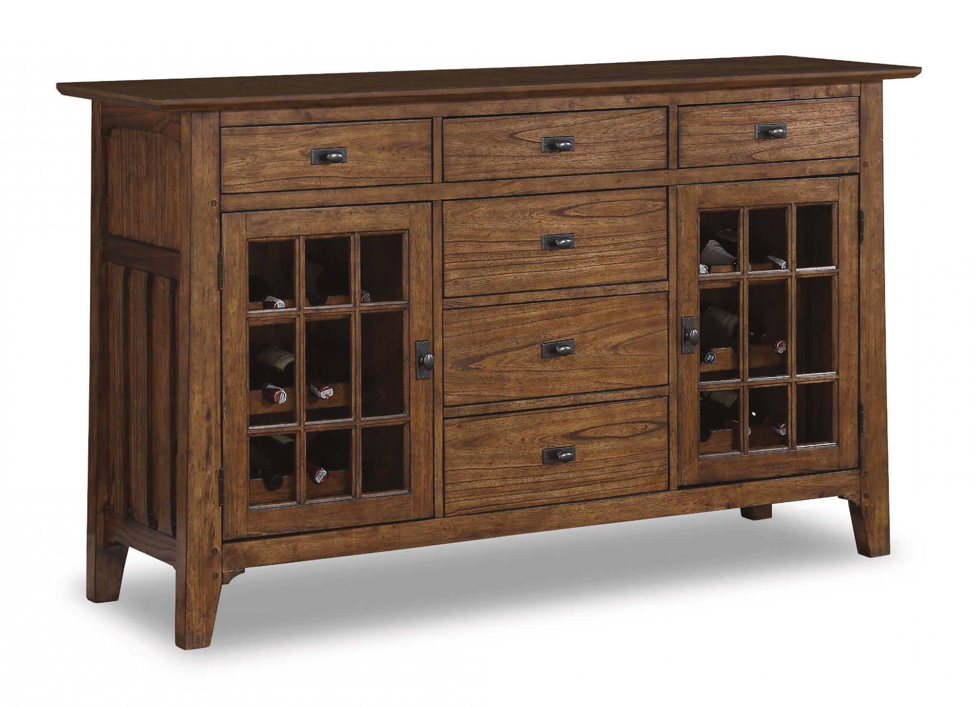 Model: W1134-826 | Flexsteel Sonora  Buffet