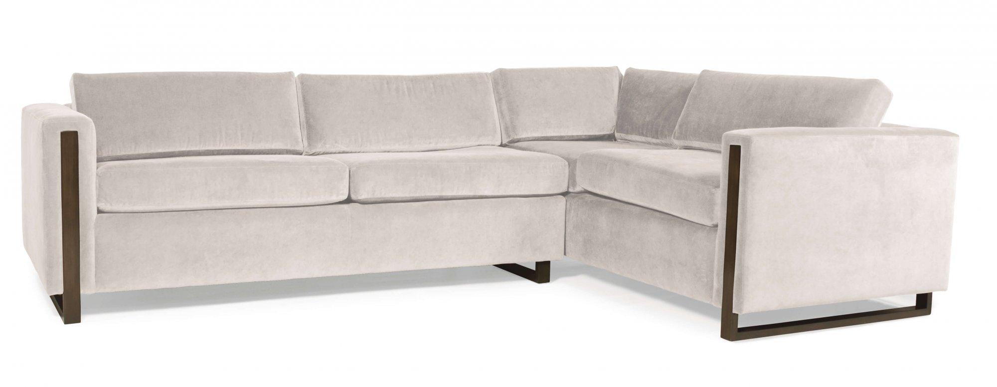 Grid  Sectional Sleeper Sofa