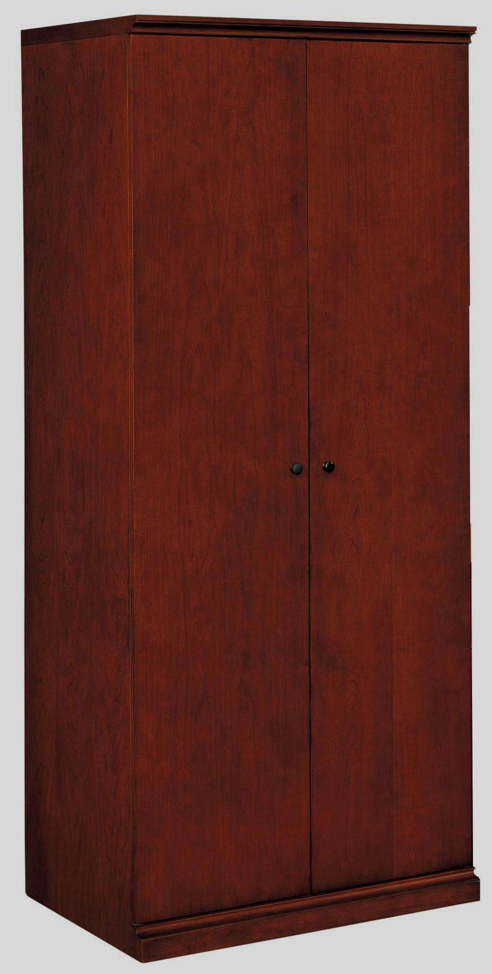 Del Mar  Double Door Storage Wardrobe/Cabinet