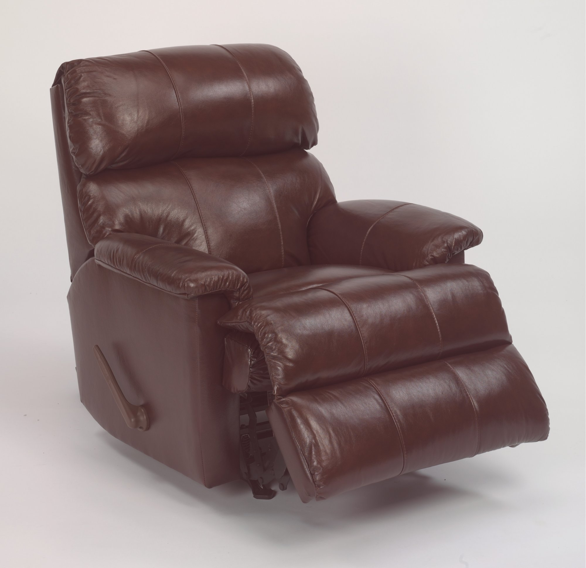 Swell Flexsteel 3266 510 Chicago Leather Rocking Recliner Caraccident5 Cool Chair Designs And Ideas Caraccident5Info