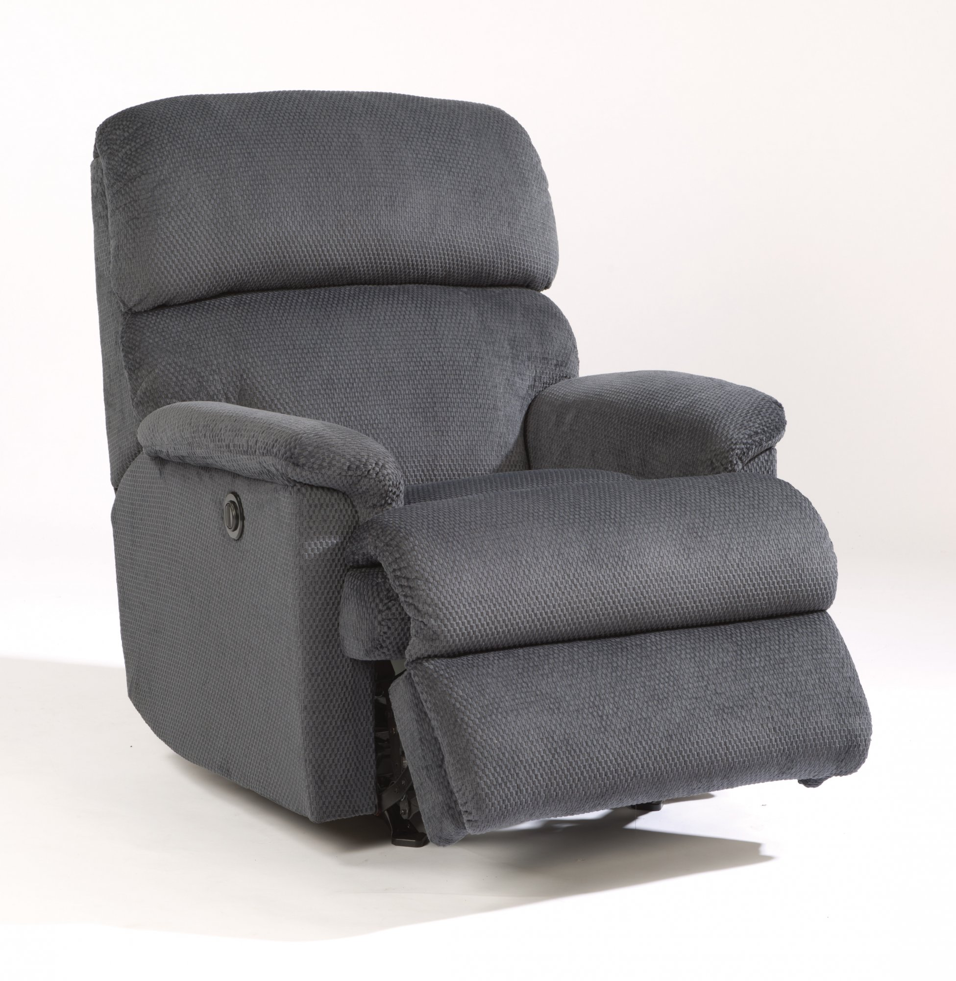 Marvelous Flexsteel 2266 500M Chicago Fabric Power Recliner Caraccident5 Cool Chair Designs And Ideas Caraccident5Info