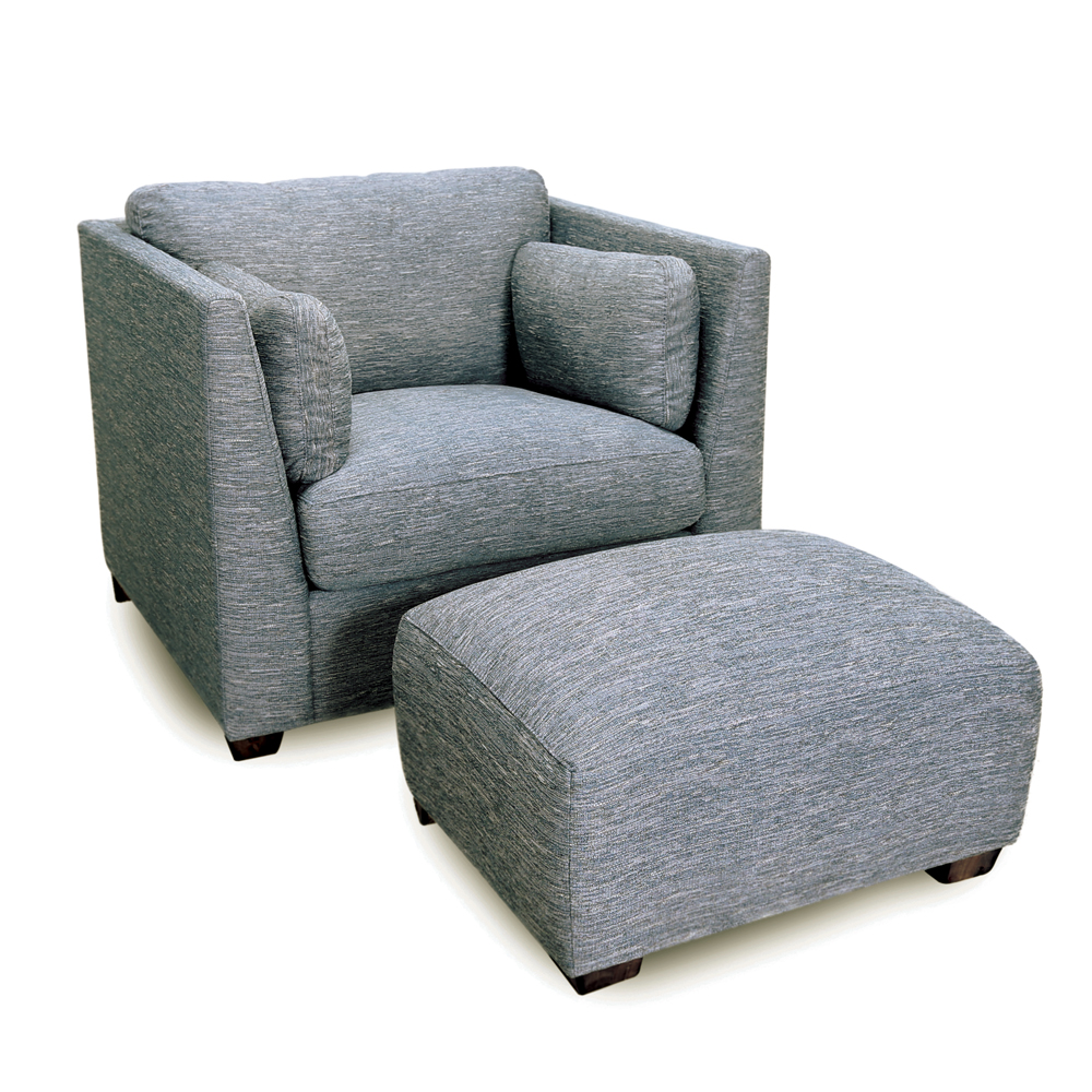 Model: 82118 | Franklin Matching Ottoman for Chair