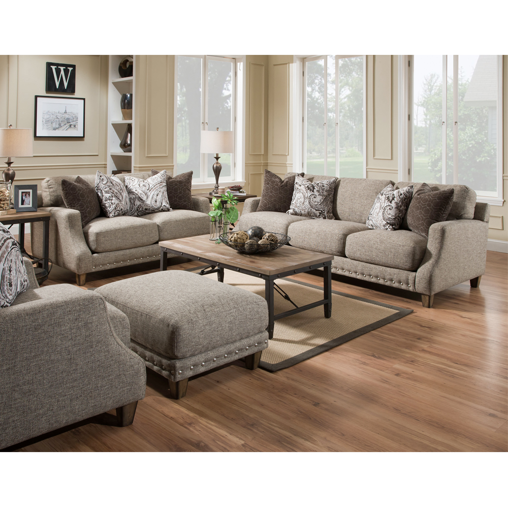 Franklin Matching Ottoman for Chair