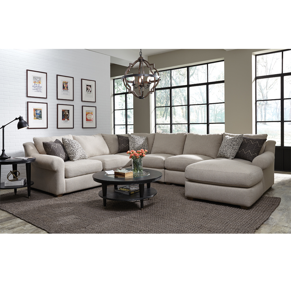 Franklin Right Arm Chaise