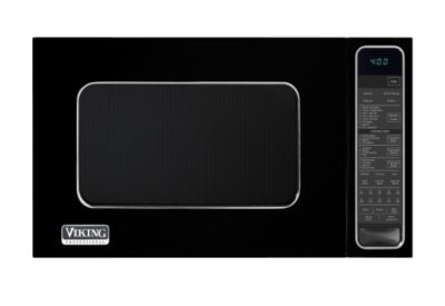 PROFESSIONAL CONVECTION MICROWAVE - BLACK