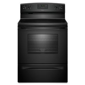 30-inch Amana Electric Range with Versatile Cooktop