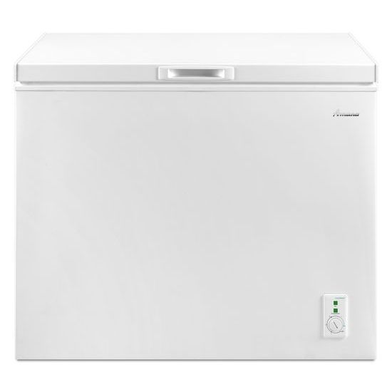 5.3 cu. ft. Amana Compact Freezer with 2 Rollers