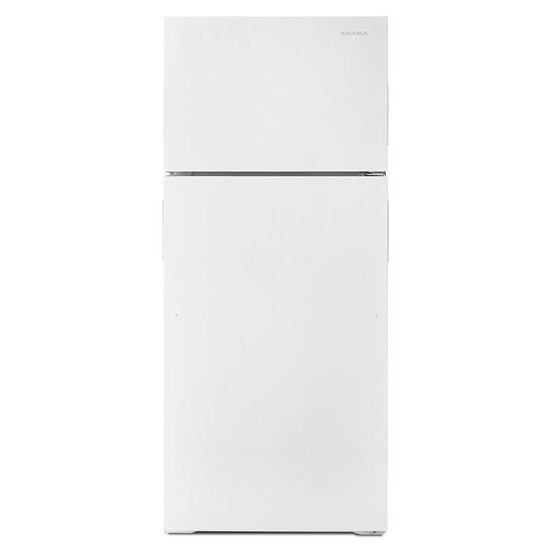 28-inch Wide Top-Freezer Refrigerator with Full-Width Crisper Drawer - 16 cu. ft.