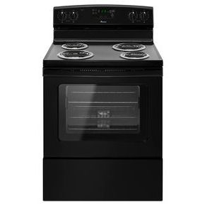 30-inch Amana Electric Range with Self Clean