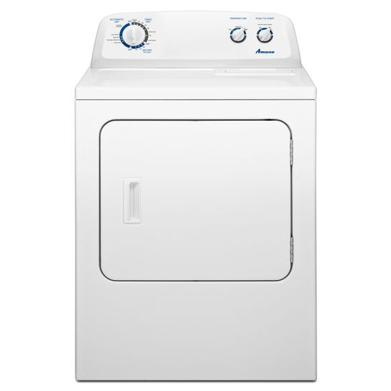 Amana 7.0 cu. ft. Top-Load Dryer with Interior Drum Light
