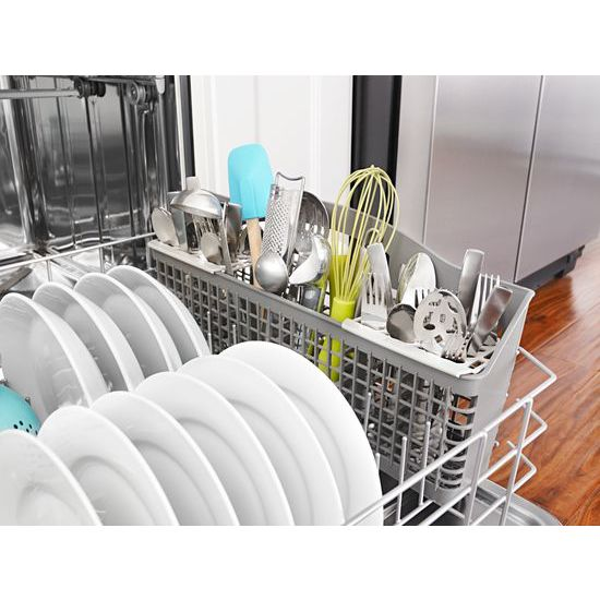 Tall Tub Dishwasher with Stainless Steel Interior