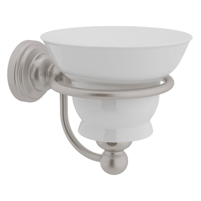 ROHL Perrin & Rowe® Edwardian Wall Mount Porcelain Soap Dish